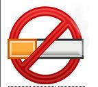 禁煙マーク - GATAG|フリーイラスト素材集