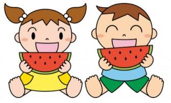幼稚園児のイラスト・絵カード:果物のイラスト - livedoor Blog(ブログ)
