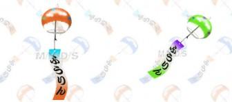 風鈴(フウリン)のイラスト・条件付フリー素材集
