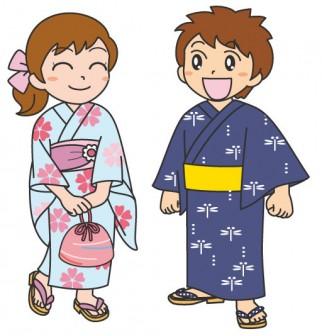 幼稚園児のイラスト・絵カード:【8-9月】お祭りのイラスト - livedoor Blog(ブログ)