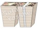お金のイラスト「札束」