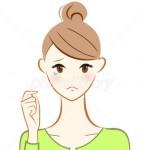 泣き顔の女性 - 素材