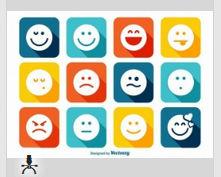 顔文字 に関するベクター画像、写真素材、PSDファイル | 無料ダウンロード
