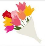 花束 - はなたば イラスト フリー素材