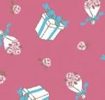 プレゼント&花束の壁紙~イラスト,条件付フリー素材集(壁紙・背景)