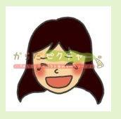 患者さん大笑顔 | 無料イラスト素材「からだピクチャー」(商用フリーのイラスト集)