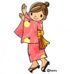 盆踊り(カラー)