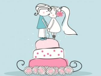 無料のイラスト&クリップアート 結婚式の案内状・招待状に - Free-Style
