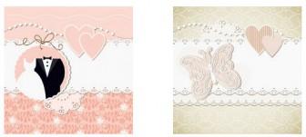 結婚式 / ウェディング / ブライダル - GATAG|フリーイラスト素材集