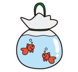 金魚すくいのフリー素材 WEB・ホームページ素材、イラスト、壁紙、写真が無料でダウンロード