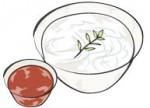 02-素麺/そうめんのフリークリップアート素材
