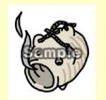 蚊取り線香 イラスト素材:無料イラスト素材 イラストバンク