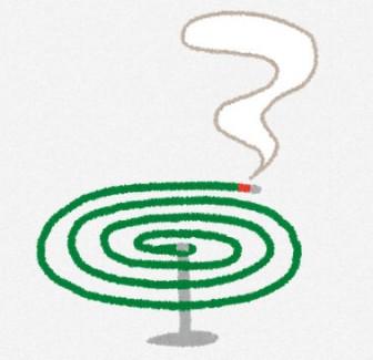 蚊取り線香のイラスト: 無料イラスト かわいいフリー素材集