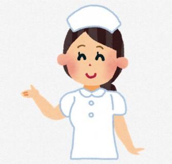 看護師・看護婦・ナースのイラスト: 無料イラスト かわいいフリー素材集