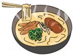 05-ラーメンのクリップアート|食べ物フリーイラスト配布中