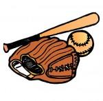 Baseball Clipart : cr40028baseball : Classroom Clipart