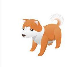 無料イラスト素材:可愛い犬画像まとめ(柴犬・パグ・トイプードル・ハスキー)