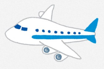 飛行機・ジャンボジェットのイラスト 無料イラスト かわいいフリー素材集