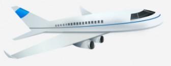 飛行機のイラスト   無料イラスト作成ソフトInkscape(インクスケープ)の作品集