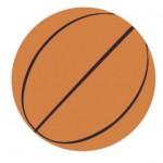 バスケットボールのイラスト素材02 | イラスト無料・かわいいテンプレート