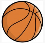 スポーツ バスケットボール(カラー) | 無料イラスト・パワーポイント形式テンプレート【素材工場】