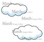 雲のイラスト素材|クリップアートとベクター画像のMarch Images Gallery