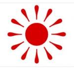太陽 - サン|イラスト フリー素材