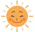 [フリー素材] 太陽のイラスト (cc-library010008316) | CCライブラリー 【フリー素材集】