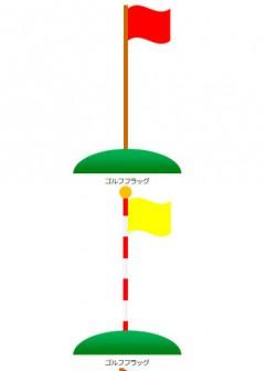 ゴルフクラブのイラスト|イラストカット