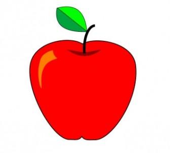 りんご・アップル・果物イラスト素材02 | イラスト無料・かわいいテンプレート