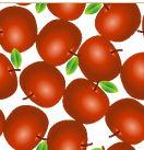 林檎(りんご)の壁紙用イラスト・条件付フリー素材集(スマホなど携帯電話対応)