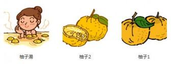 柚子の無料イラスト | かわいいイラストならイラストレイン