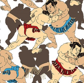 大相撲の壁紙 元画像・無料素材/壁紙TANK