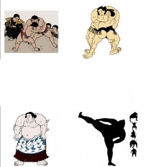 相撲 - GATAG|フリーイラスト素材集