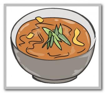 03-カレーうどんのクリップアート|食べ物フリーイラスト配布中