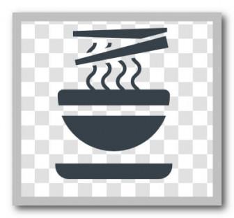お蕎麦・うどん大好きのイラストアイコン素材 1 | 商用可の無料(フリー)のアイコン素材をダウンロードできるサイト『icon rainbow』