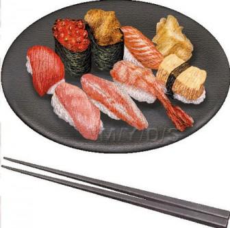 握り寿司のイラスト・条件付フリー素材集