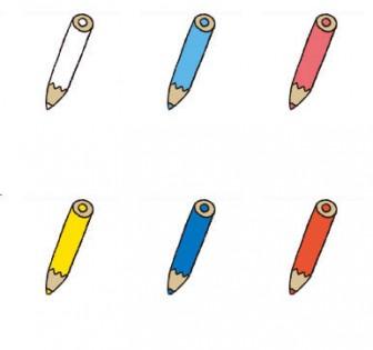 イラスト無料 「鉛筆」のイラスト素材