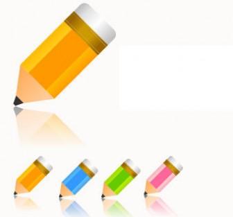 フリーアイコン素材 「鉛筆」 | Adobe Fireworks でアイコン・イラスト