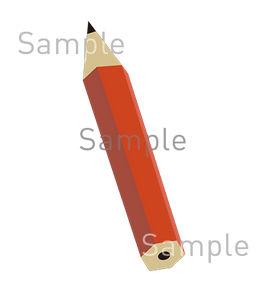 鉛筆の無料イラスト素材|登録不要のイラストぱーく