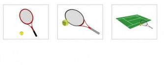 テニス | 無料のイラストやかわいいテンプレート | 素材ライブラリー