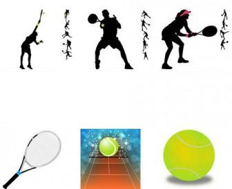 テニス - GATAG|フリーイラスト素材集