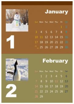 2016 年度カレンダー特集 - 無料テンプレート公開中 - Microsoft Office - 楽しもう Office ライフ