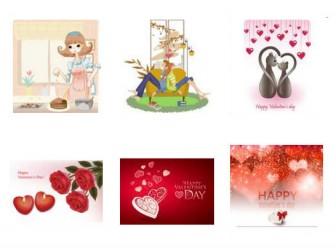 バレンタインのイラスト/無料のフリー素材集