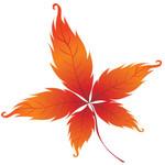 葉っぱや草木のイラスト